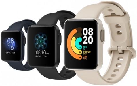 Xiaomi Mi Watch Lite официально включает 1,4-дюймовый дисплей, GPS и 9-дневное время автономной работы