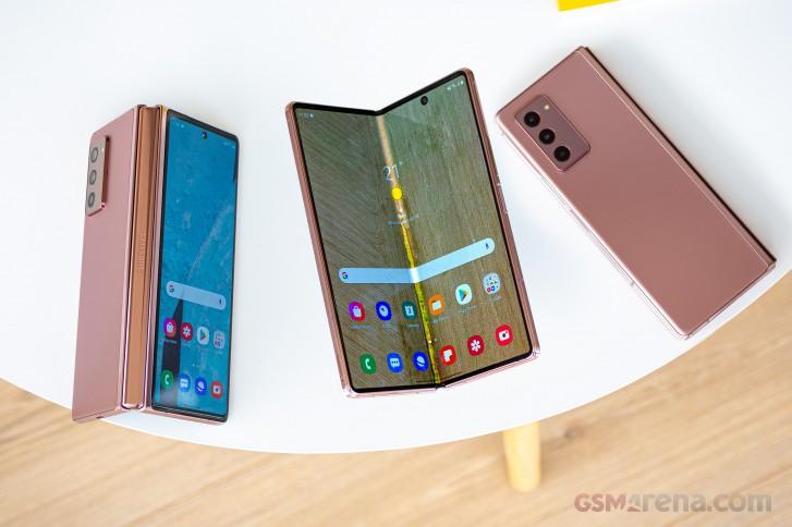 Обзор Samsung Galaxy Z Fold2