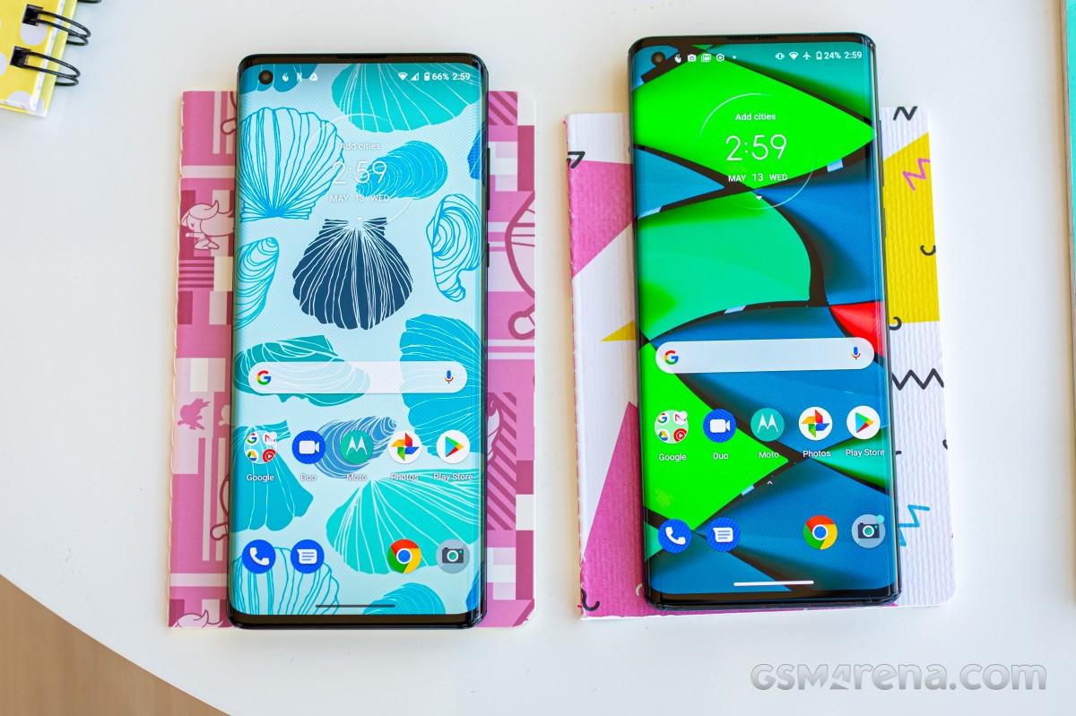 Вот официальный список телефонов Motorola с Android 11