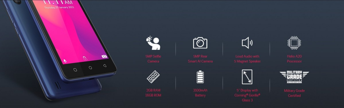 Lava представляет четыре новых Z-телефона, запускает инструмент конфигуратора телефона myZ