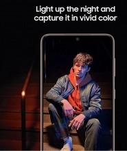 Характеристики Galaxy S21: режим камеры при слабом освещении