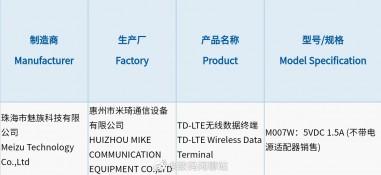 Два телефона Meizu с поддержкой зарядки 40 Вт и 30 Вт, но нет комплектных зарядных устройств
