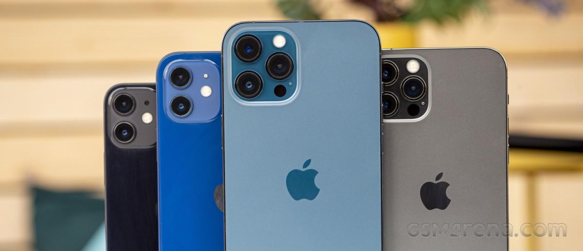 iPhone 13 будет выглядеть так же, но толще и с меньшей выемкой
