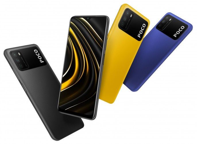 Poco M3 получит единственный вариант ОЗУ 6 ГБ в Индии