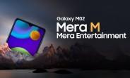 "Samsung Galaxy M02 анонсирован с 6.5 ""display ="" ""and ="" ""mah ="" ""battery ="""