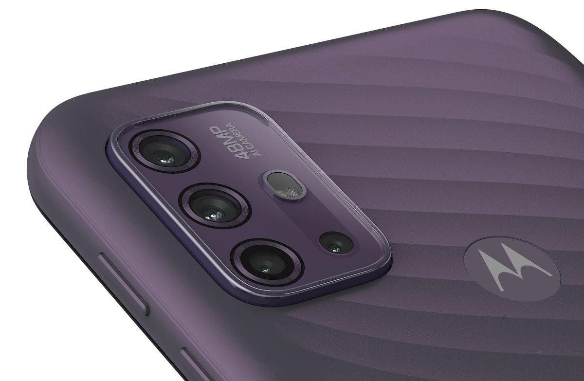 Moto G30 представлен с основной камерой на 64 МП, дисплеем 90 Гц и батареей на 5000 мАч, а также с Moto G10