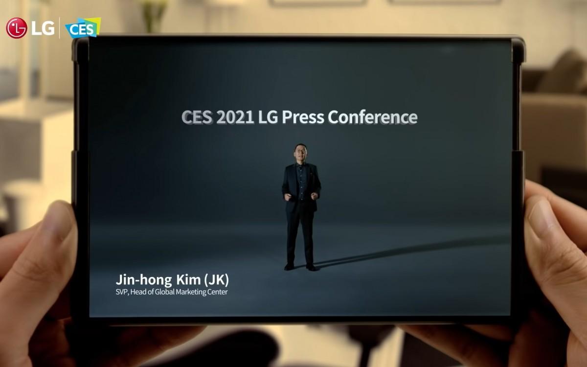 Йонхап: LG приостановила проект по выпуску складных телефонов