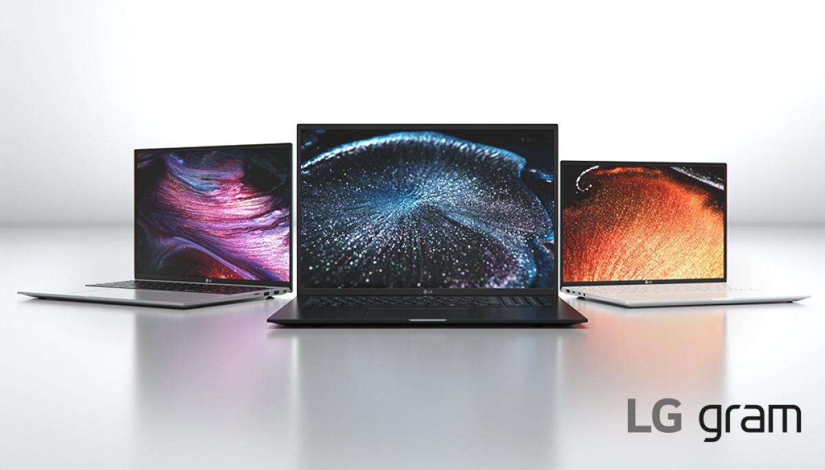 Ноутбуки LG 2021 Gram теперь поступают в открытую продажу в США