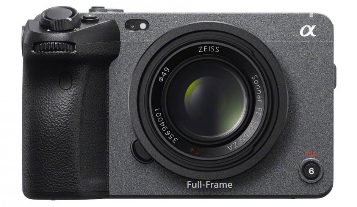 Sony FX3 - самая доступная кинокамера компании.