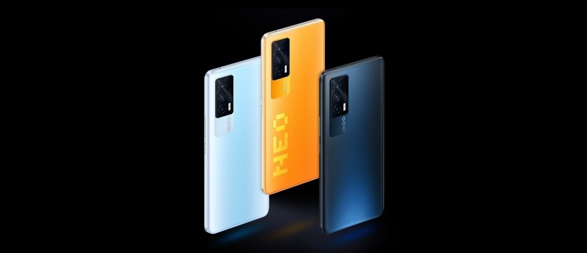 vivo iQOO Neo5 является официальным, предлагает быструю зарядку 66 Вт и чипсет SD870