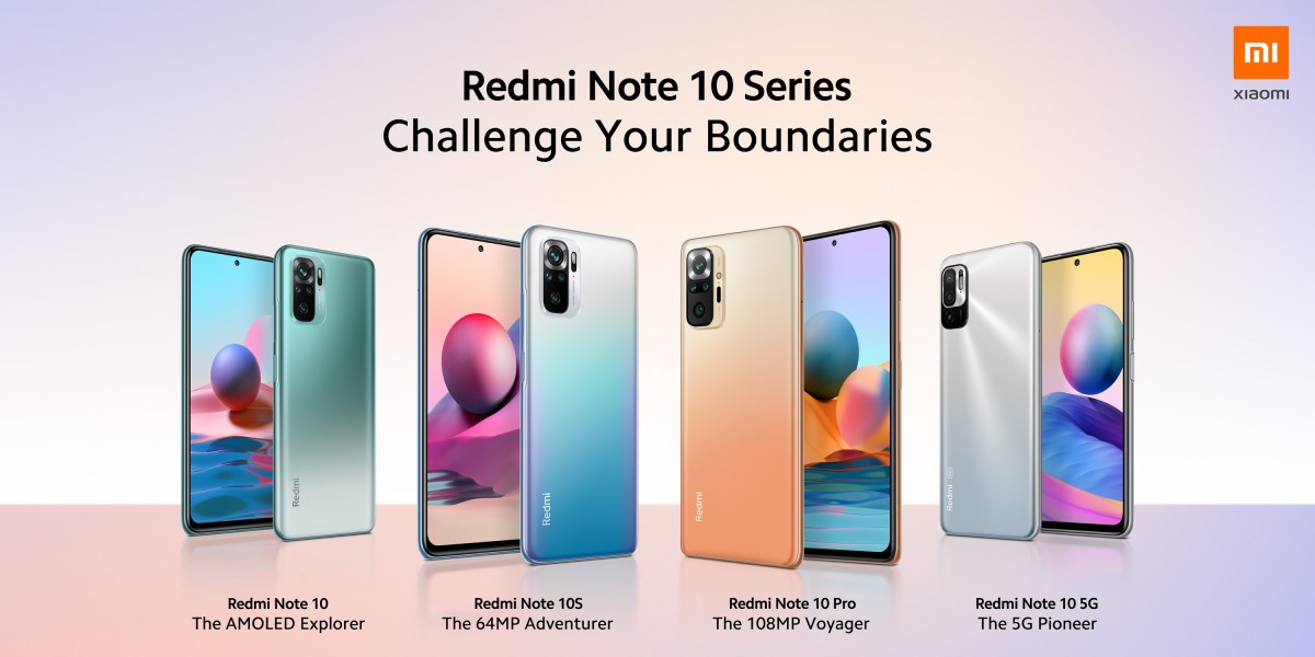 Еженедельный опрос: станет ли одна из моделей Redmi Note 10 вашим следующим телефоном?