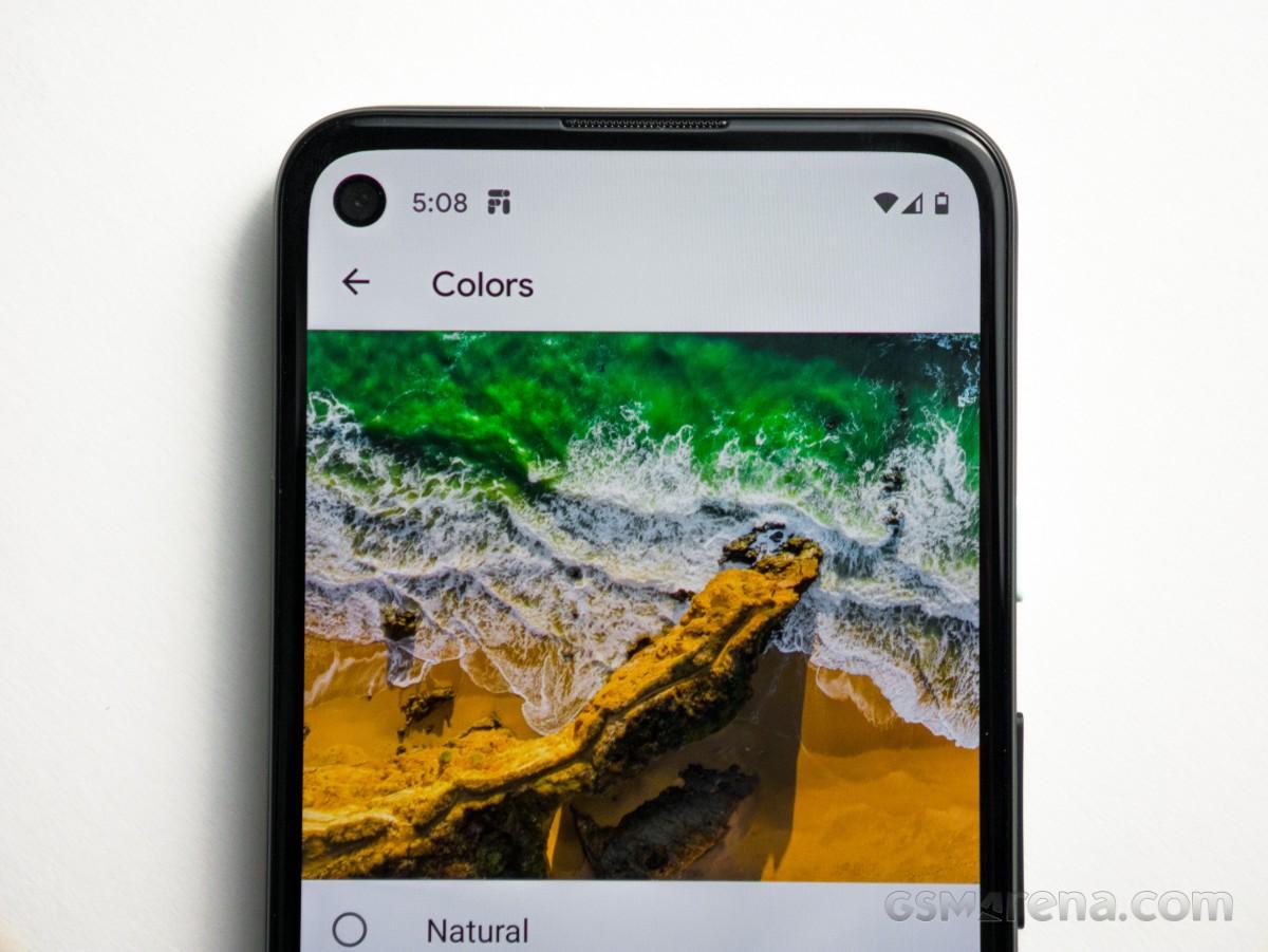 Google Pixel 5a появится 11 июня, Pixel 6 может получить центрированную камеру для селфи с дырочками