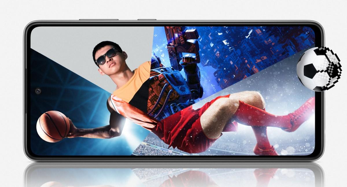 Samsung представляет Galaxy A52, A52 5G и A72 с дисплеями 90 Гц и четырьмя камерами на 64 МП