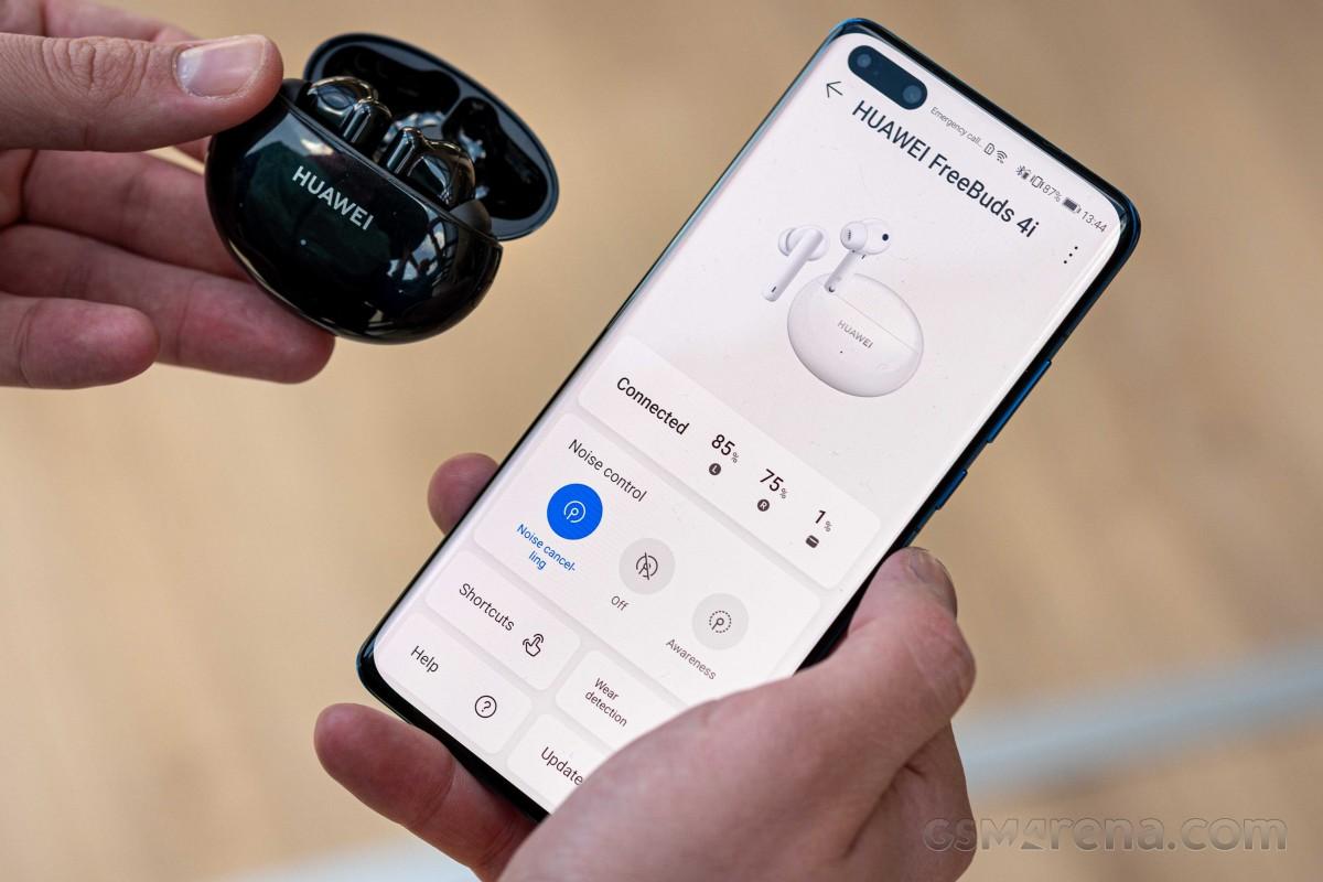 Обзор Huawei Freebuds 4i