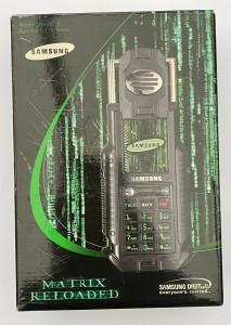 Samsung SPH-N270 был связкой Matrix Reloaded
