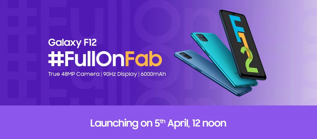 Samsung Galaxy F12 появляется на GeekBench и на официальной странице поддержки перед запуском