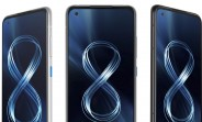 Характеристики и рендеры Asus Zenfone 8 и Zenfone 8 Flip просочились