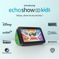 New Amazon Echo Show 5 и Echo Show 5 Kids
