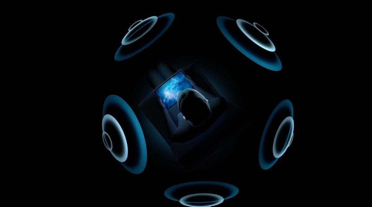 Понимание пространственного звука без потерь, высокого разрешения
