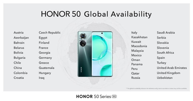 Еженедельный опрос: является ли серия Honor 50 началом чего-то великого или упущенная возможность?