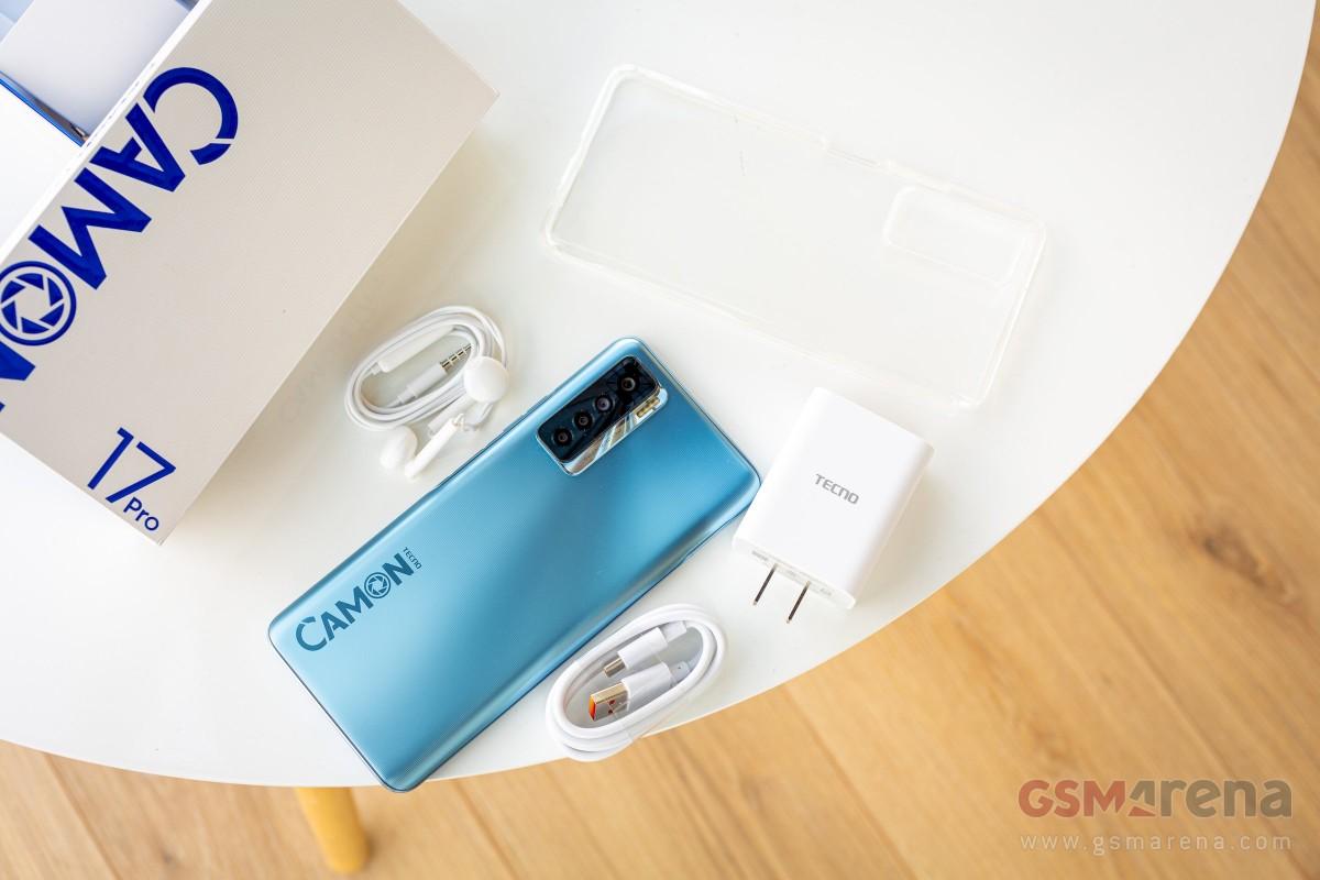 Tecno Camon 17 Pro на рассмотрении
