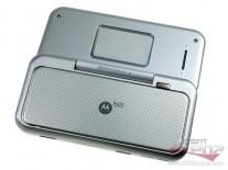 Motorola Backflip: сзади
