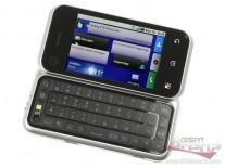Motorola Backflip: открыто