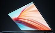Xiaomi Mi Notebook Pro X дебютирует с OLED-дисплеем 3,5K, процессором Intel 35 Вт