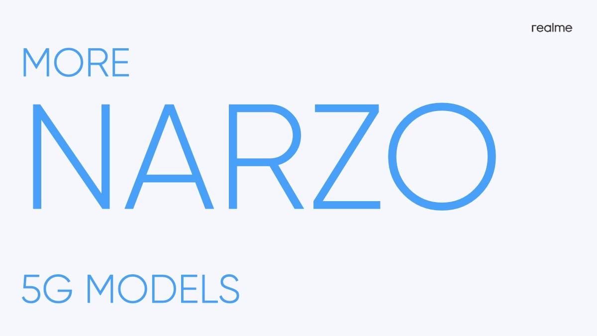 Realme обещает еще более дешевые телефоны 5G для Индии, появятся новые модели Narzo и GT