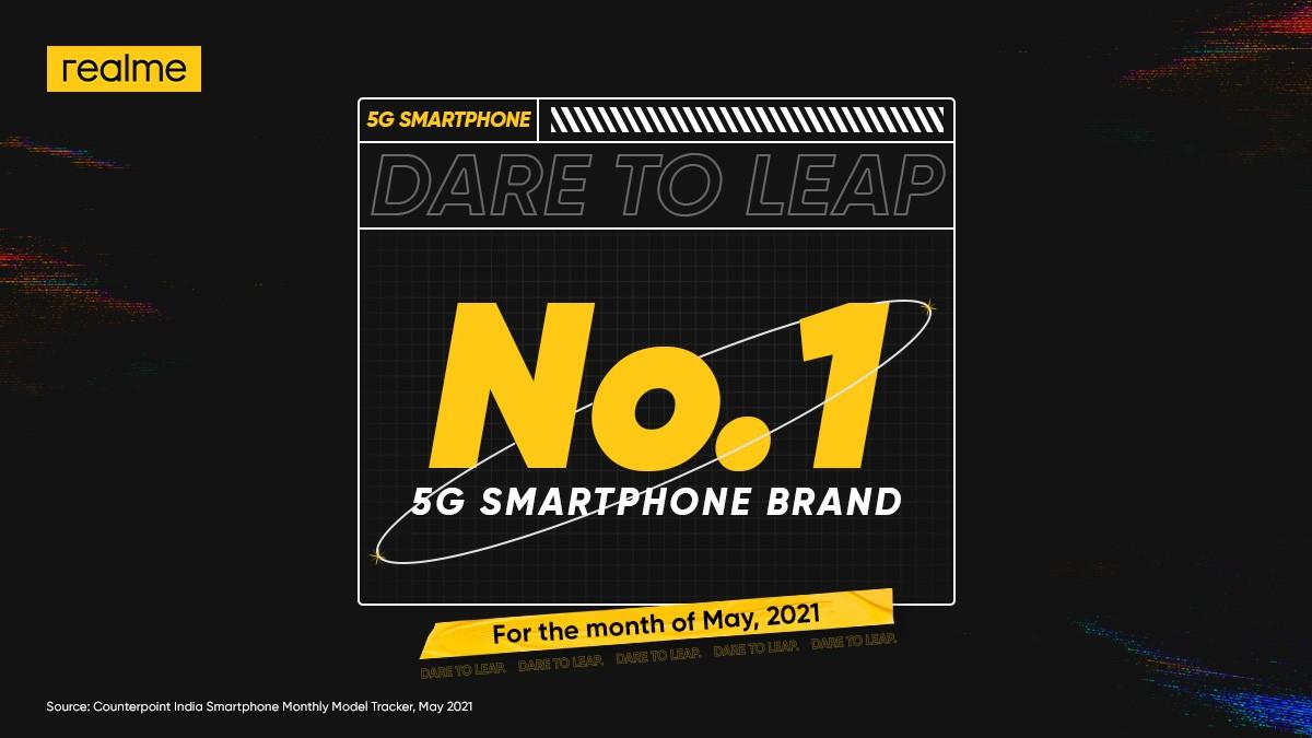 Realme обещает еще более дешевые телефоны 5G для Индии. , появятся новые модели Narzo и GT