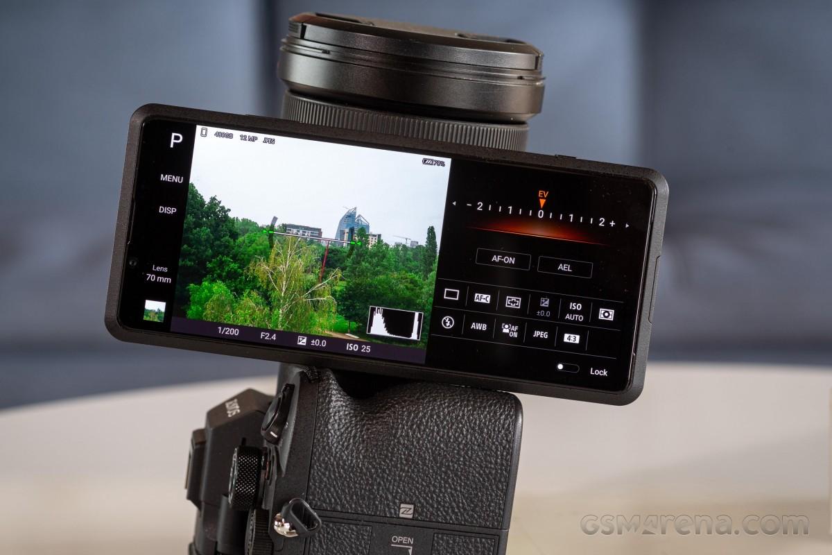 Практический опыт Sony Xperia Pro - настоящий профессионал или нерешительная попытка разработать концепцию?