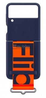 Официальный чехол для Samsung Galaxy Z Flip3 (утечка) image)
