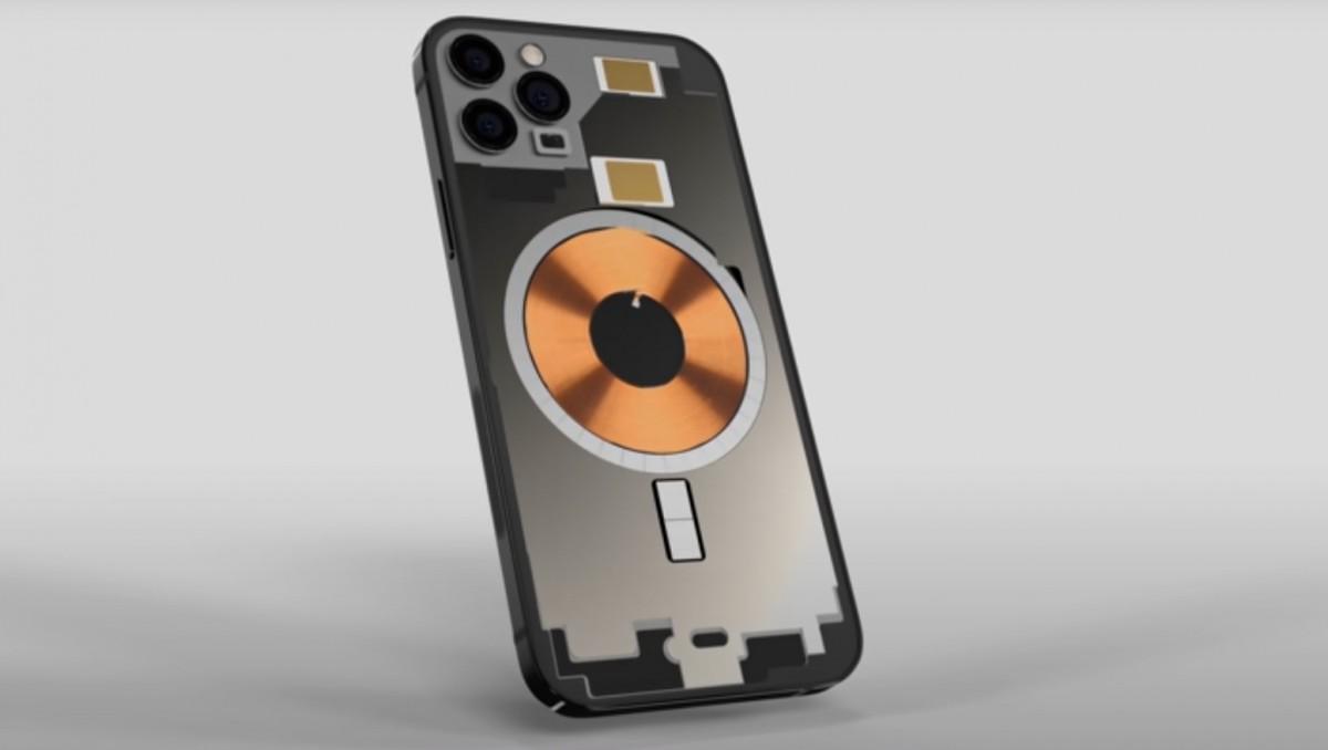 iPhone 13 может предложить обратную беспроводную зарядку, а также более быструю зарядку Qi