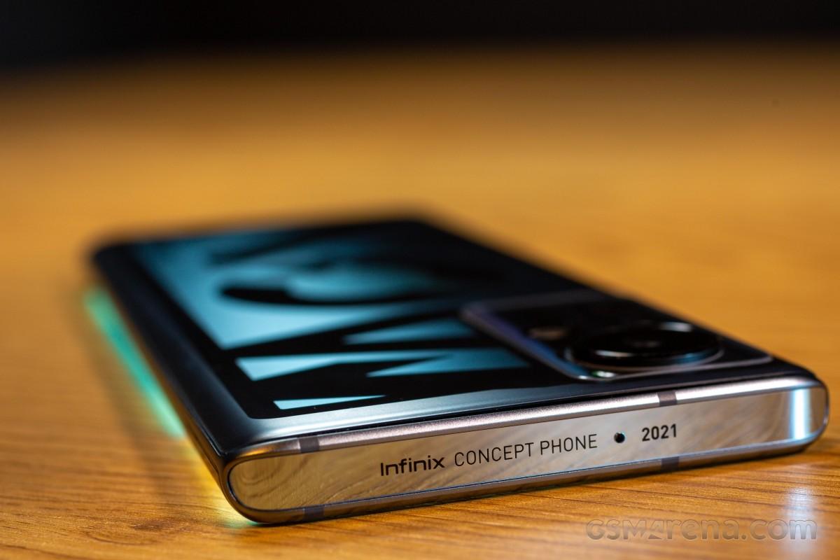 Тестирование Infinix Concept Phone 2021 и его системы сверхбыстрой зарядки 160 Вт