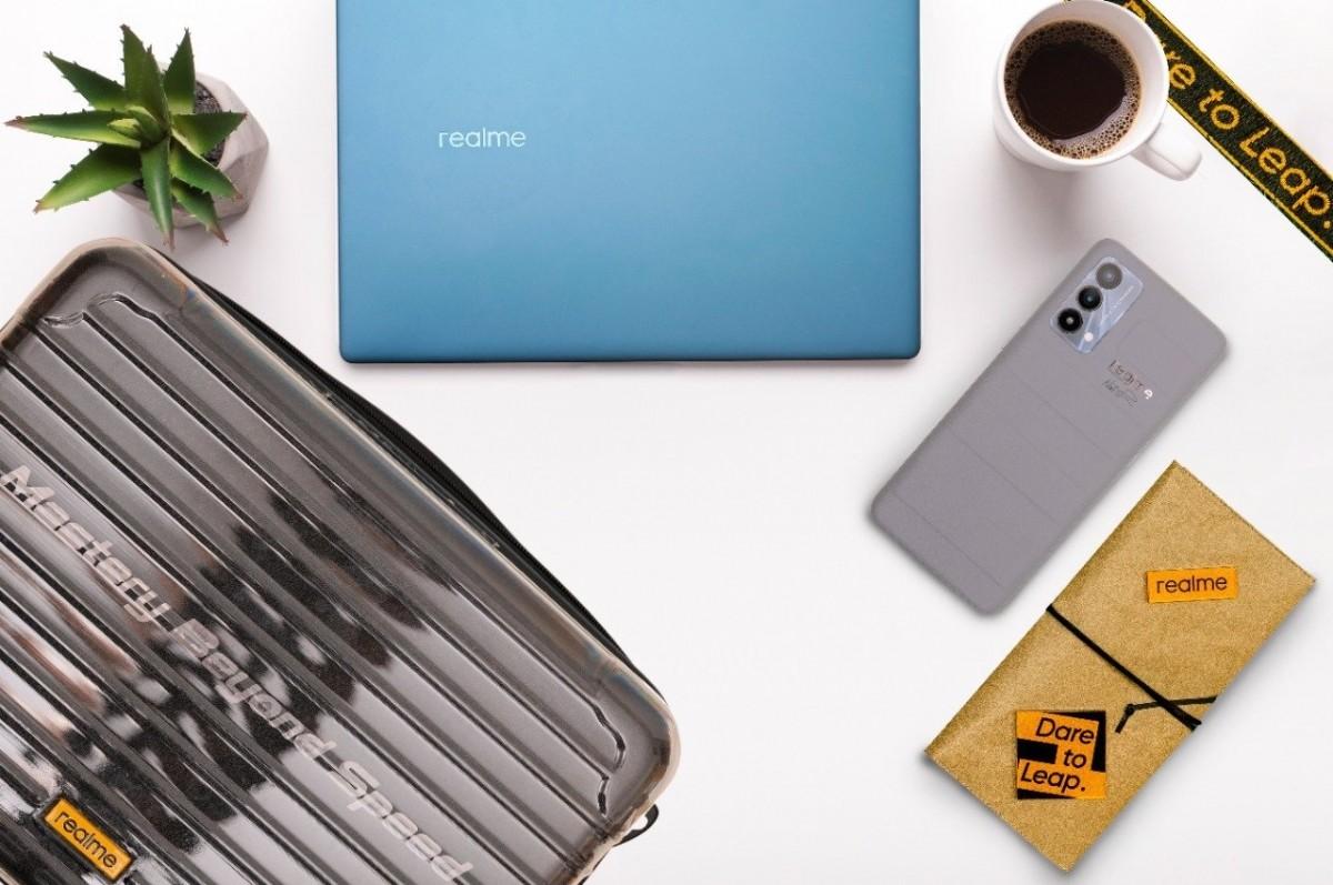 Realme Book появится 18 августа с дизайном, похожим на MacBook Air