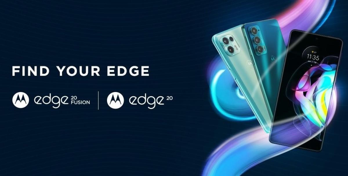 Характеристики Motorola Edge 20 Fusion раскрыты перед запуском 17 августа