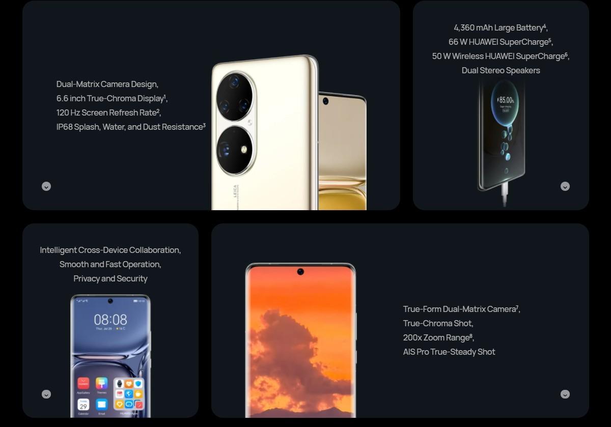 Результаты еженедельного опроса: Huawei P50 Pro приветствуется фанатами, версия Snapdragon больше, чем Kirin </p> <p><img loading=