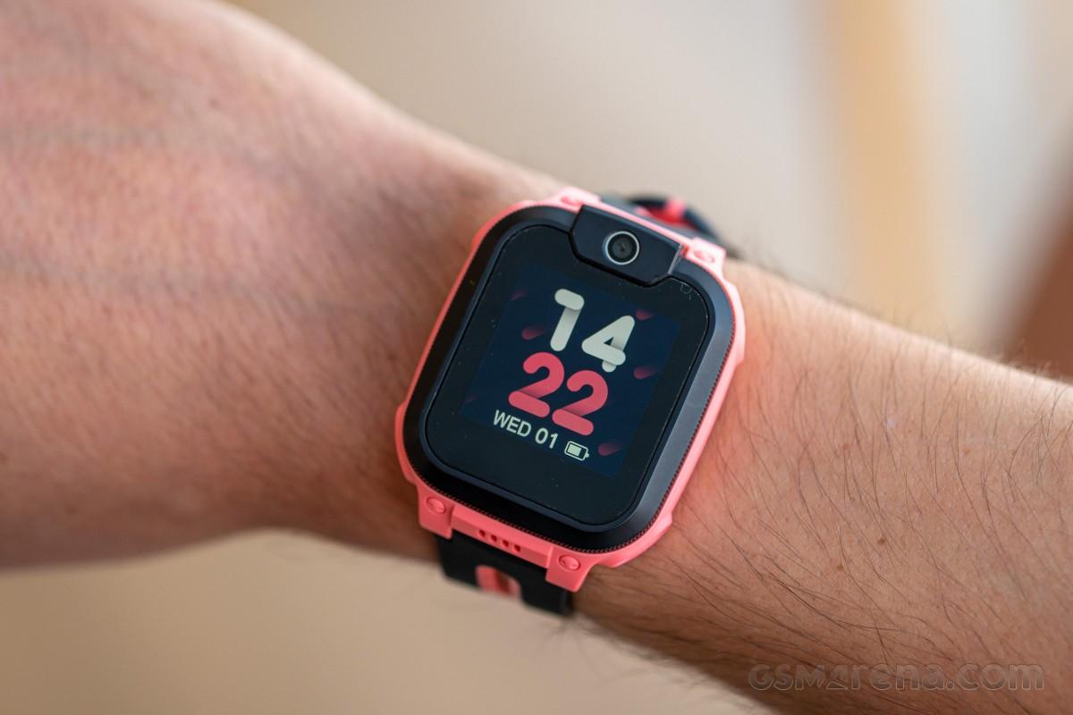 imoo Обзор Watch Phone Z1