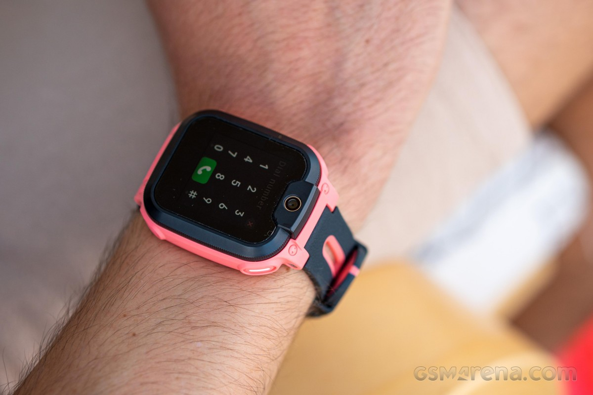 imoo Watch Phone Z1 обзор