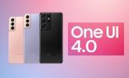 One UI 4 beta (на базе Android 12) будет начать тестирование серии Galaxy S21 в сентябре