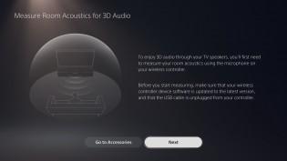Настройка 3D-звука для динамиков телевизора
