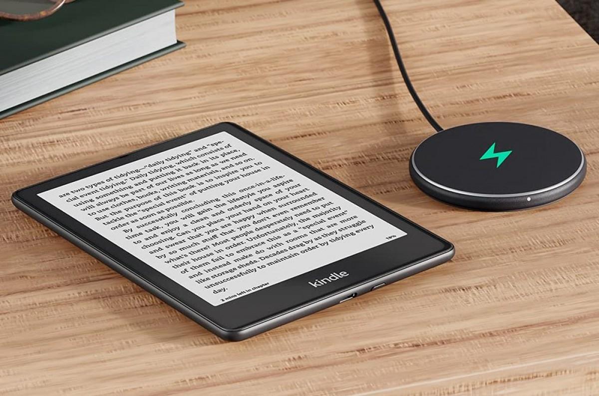 Amazon выпускает обновленные Kindle Paperwhite и Paperwhite Signature Edition