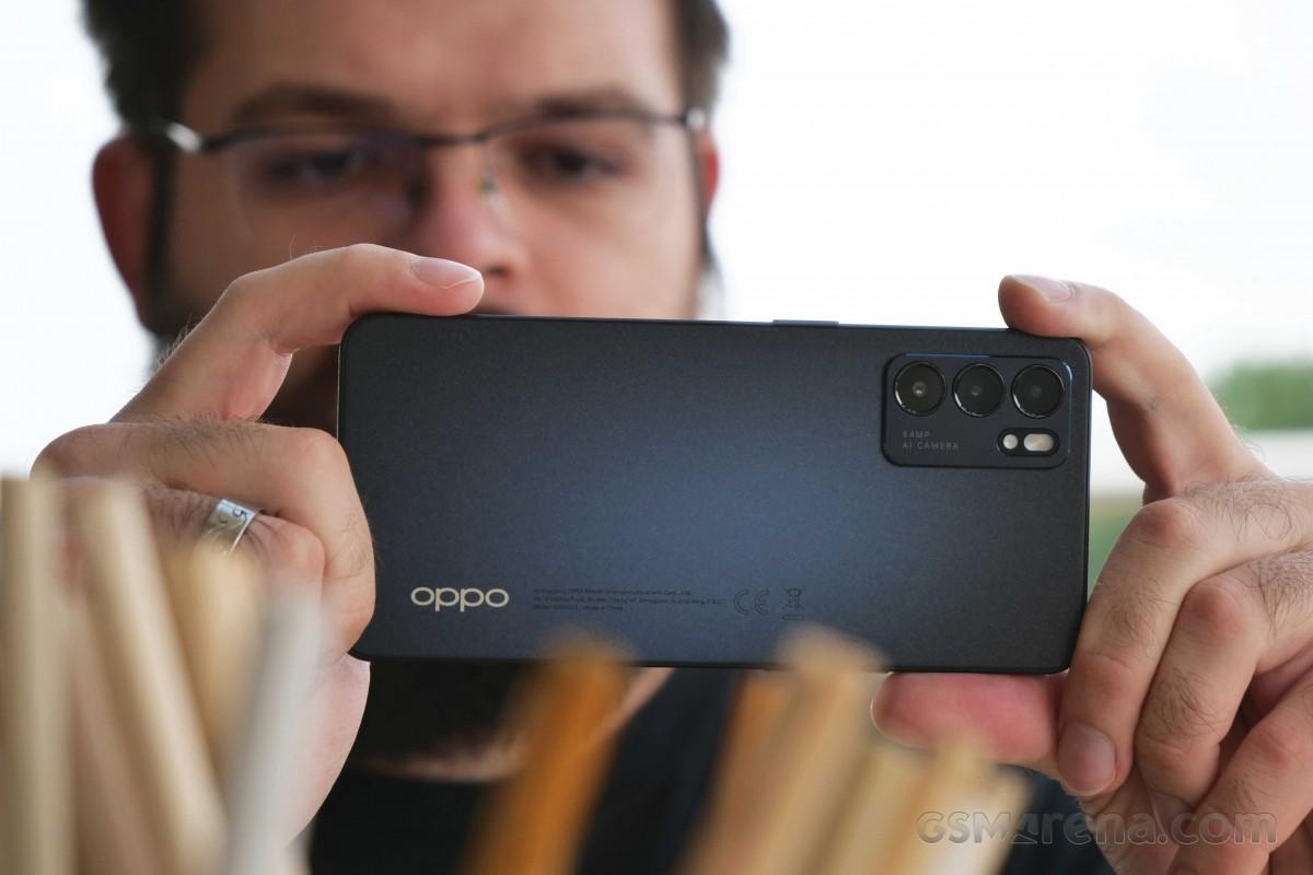 Oppo Reno6 5G на рассмотрении