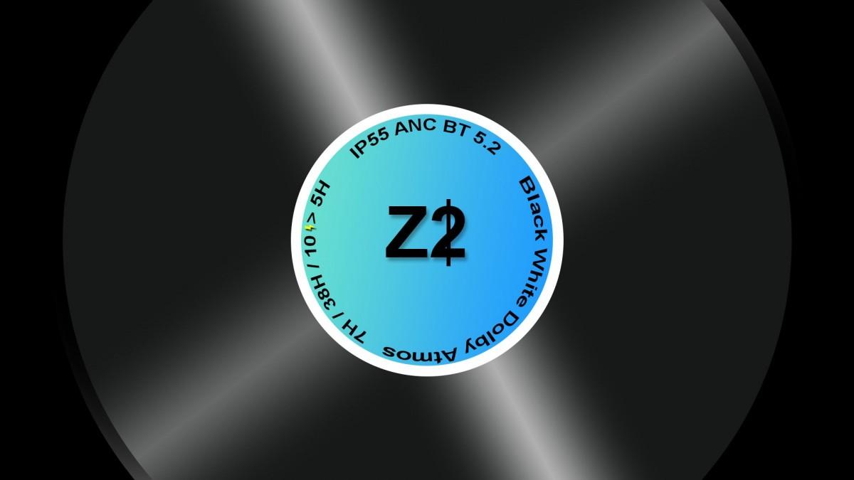Leakster: OnePlus Buds Z2 будет иметь активное шумоподавление и увеличенное время автономной работы