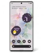 Google Pixel 6 Pro в облачно-белом цвете